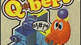 Classic Game Room HD - Q*BERT for ColecoVision review