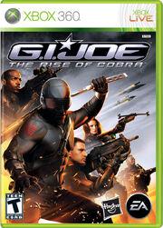 G.I. Joe - The Rise Of Cobra Box Art