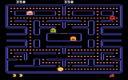 Pac-Man Atari 5200 Gameplay