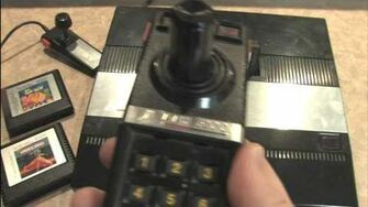Classic Game Room HD - ATARI 5200 Controller review part 1