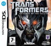 Transformers 2 DS Decepticons Edition Box Art