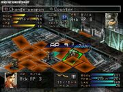 Front Mission 3 PS1 Gameplay