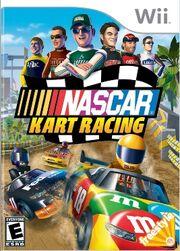 NASCAR Kart Racing Box Art