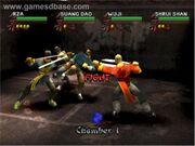 Wu-Tang Shaolin Style PS1 Gameplay