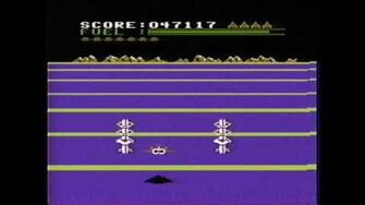 Classic Game Room HD - BUCK ROGERS PLANET OF ZOOM Atari 5200