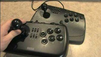 Classic Game Room HD - SEGA SATURN VIRTUA STICK review
