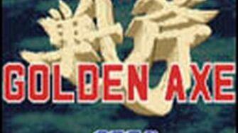 Classic Game Room HD - GOLDEN AXE for Sega Genesis review