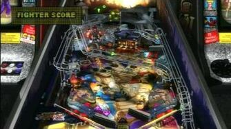 Classic Game Room HD - STREET FIGHTER II PINBALL TRIBUTE PS3 review