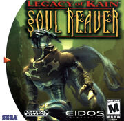 Soul Reaver Box Art
