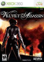 Velvet Assassin Box Art