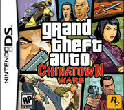 Grand Theft Auto Chinatown Wars Box Art