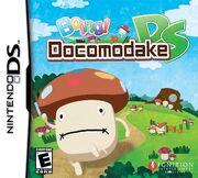 Boing! Docomodake DS Box Art