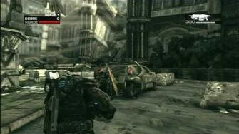 Classic Game Room HD - GEARS OF WAR 2 ALL FRONTS COLLECTION