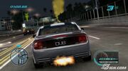 Midnight Club LA Gameplay