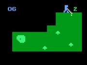 Computer Golf! Gameplay