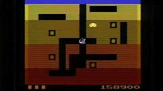 Classic Game Room HD - DIG DUG for Atari 2600 review