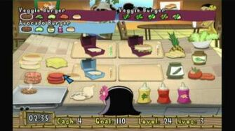 Classic Game Room HD - BURGER ISLAND for Wii review