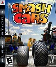 Smash Cars Box Art