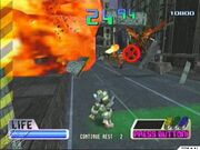 Charge 'N' Blast Gameplay
