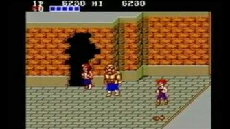 Classic Game Room HD - DOUBLE DRAGON for Sega Master System