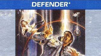 Classic Game Room HD - DEFENDER for Atari 5200 review