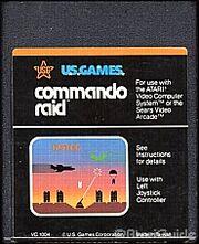 Commando Raid Cart
