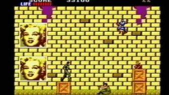Classic Game Room HD - SHINOBI for Sega Master System Pt1
