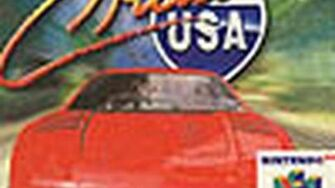 Classic Game Room HD - CRUIS'N USA for Nintendo 64, Cruisin!