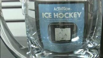 Classic Game Room HD - ICE HOCKEY for Atari 2600 review