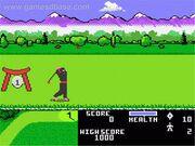 Ninja Golf Gameplay