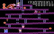 Donkey Kong Atari 7800 Gameplay
