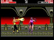 Mortal Kombat II GG Gameplay