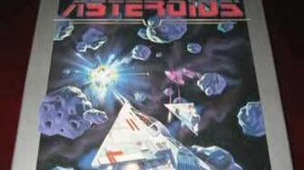 Classic Game Room - ASTEROIDS for Atari 7800 review