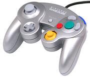 Gamecube Controller Silver