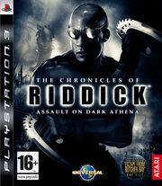 The Chronicles Of Riddick - Assault On Dark Athena Box Art
