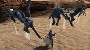 G.I. Joe - The Rise Of Cobra Gameplay