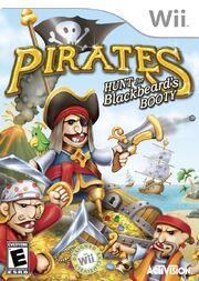 Pirates Hunt for Blackbeards Booty Box Art