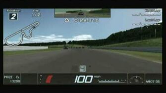 Classic Game Room HD - GRAN TURISMO PSP review Part 2