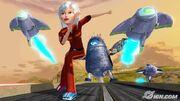 Monsters Vs. Aliens Gameplay