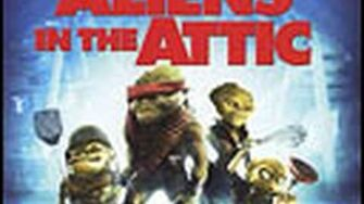 Classic Game Room HD - ALIENS IN THE ATTIC for Nintendo DS