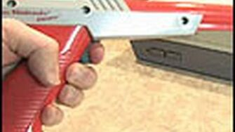 Classic Game Room HD - NES ZAPPER Nintendo light gun