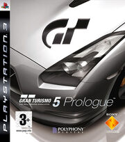 Gran Turismo 5 Prologue Box Art