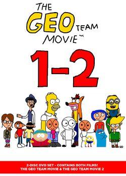 The Geo Team Movie 1-2 DVD Box Set