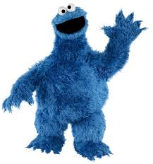 File:Cookie Monster from Sesame Street.png