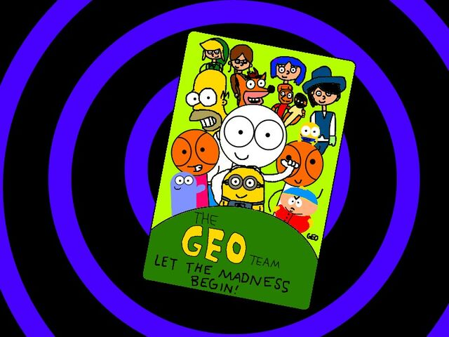 File:The Geo Team - Let the Madness Begin! cover art.jpg