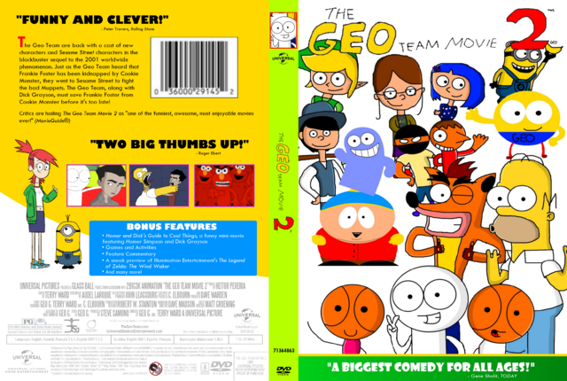 File:The Geo Team Movie 2 DVD Front and Back.png