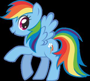File:310px-Canterlot Castle Rainbow Dash 3.png