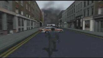 The Getaway - Mission 15 - Disturbance In Soho
