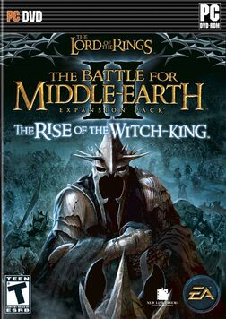 The Lord of the Rings The Battle for Middle-earth II RotWK