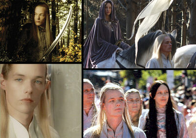 Glorfindel in movie